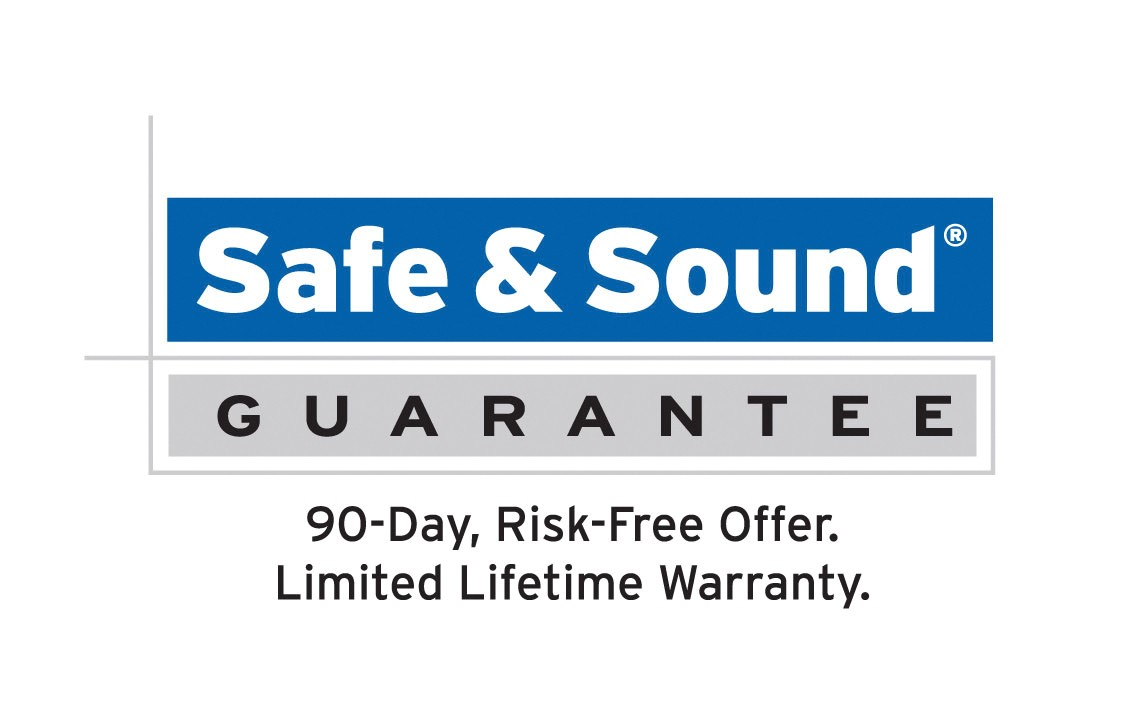Safe & Sound_Guarantee Update