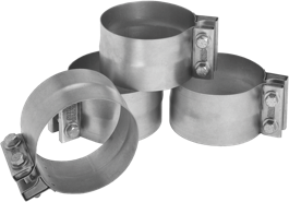 Walker Exhaust Commercial Vehicle Clamps