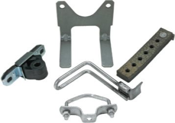 Walker Exhaust Accessories & Hardware