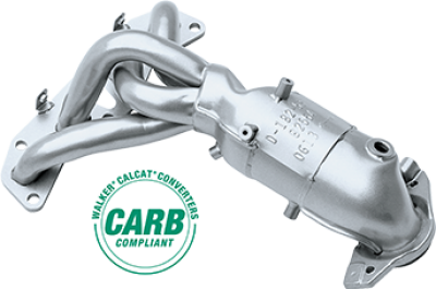 Non C.A.R.B. Compliant AB Catalytic 42801 Direct-Fit Catalytic Converter