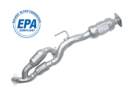 Walker Exhaust Ultra EPA Catalytic Converter 54751 Catalytic Converter
