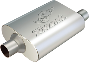 Thrush Welded Muffler