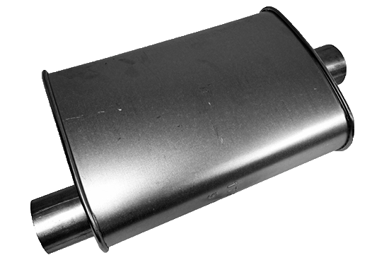Walker Exhaust Products Muffler 17889 12 Month 12,000 Mile Warranty